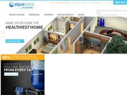 Aquasana screenshot