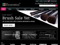 BH Cosmetics screenshot