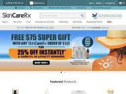 SkinCareRx screenshot