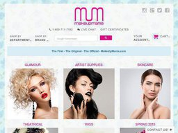 MakeupMania screenshot