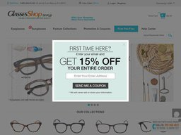 GlassesShop screenshot
