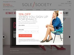 Sole Society screenshot