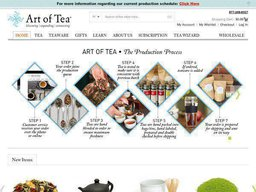 Art of Tea screenshot