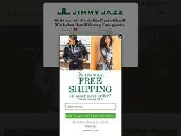 Jimmy Jazz screenshot