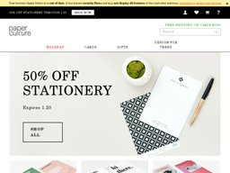 Paper Culture screenshot