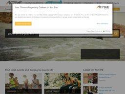 Active screenshot