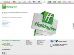 Holiday Inn screenshot