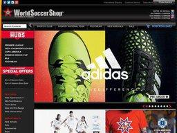 World Soccer Shop screenshot