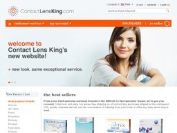 Contact Lens King screenshot