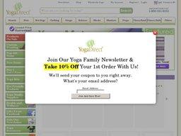 YogaDirect screenshot