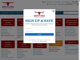photo regarding Sheplers Printable Coupons named 20% OFF + Additional $15 Sheplers Coupon - Proven 29 mins back!