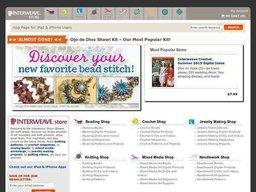 Interweave Store screenshot