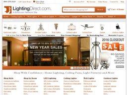 Lighting Direct screenshot