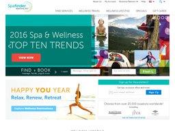 SpaFinder Wellness screenshot