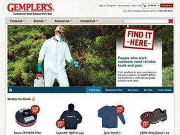 Gempler's screenshot