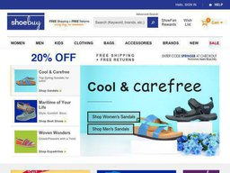 Shoebuy screenshot