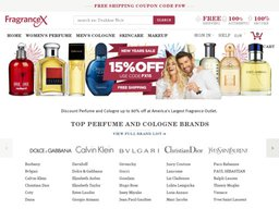 FragranceX screenshot