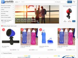 Pricefalls screenshot