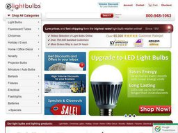 eLightBulbs screenshot