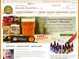 Beer of the Month Club screenshot