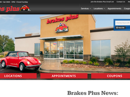 Brakes Plus screenshot