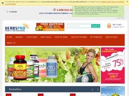 HerbsPro screenshot