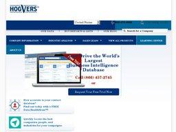 Hoover screenshot