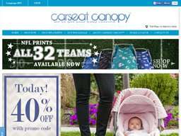 Carseat Canopy screenshot