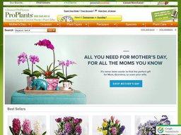 ProPlants screenshot