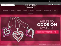 Helzberg Diamonds screenshot