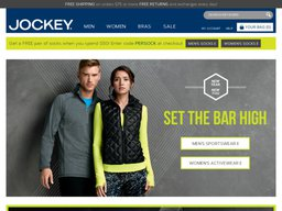 Jockey screenshot