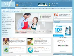 WebVitamins screenshot