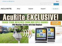 AcuRite screenshot