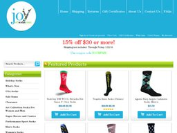 Joy of Socks screenshot