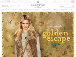 Calypso St. Barth screenshot