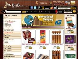 BNB Tobacco screenshot