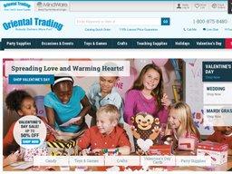 Oriental Trading Company screenshot