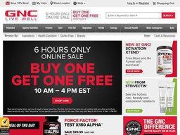 GNC screenshot