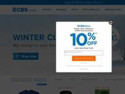 CBS Store screenshot