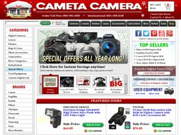 Cameta Camera screenshot