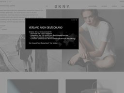 DKNY screenshot