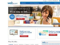Web.com screenshot