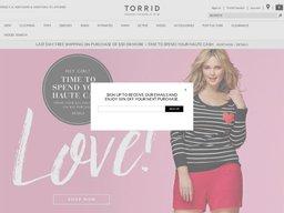 Torrid screenshot