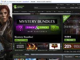 Green Man Gaming screenshot
