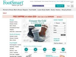 FootSmart screenshot