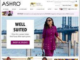 Ashro screenshot