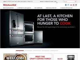 KitchenAid screenshot