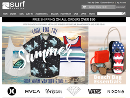 Surf Fanatics screenshot
