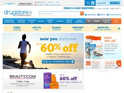 drugstore.com screenshot