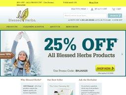 Blessed Herbs screenshot